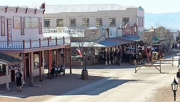 Central Tombstone AZ