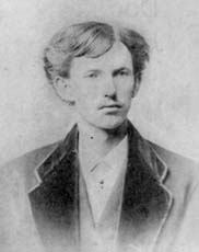 Doc Holliday, age 20
