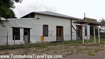 Fairbank Post Office, Cochise County Arizona