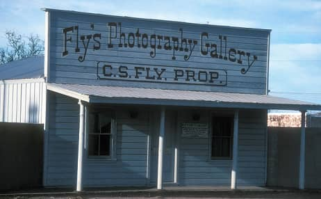 Visit the recreation of the Camillus Fly Photography Gallery