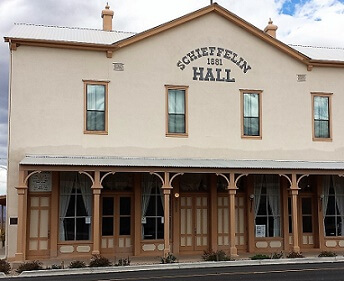 Schieffelin Hall, Tombstone AZ